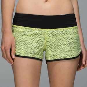 Lululemon Run Speedshort SIze 8